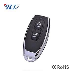 对拷型遥控器YET027射频遥控433MHz智能控制通用车库门