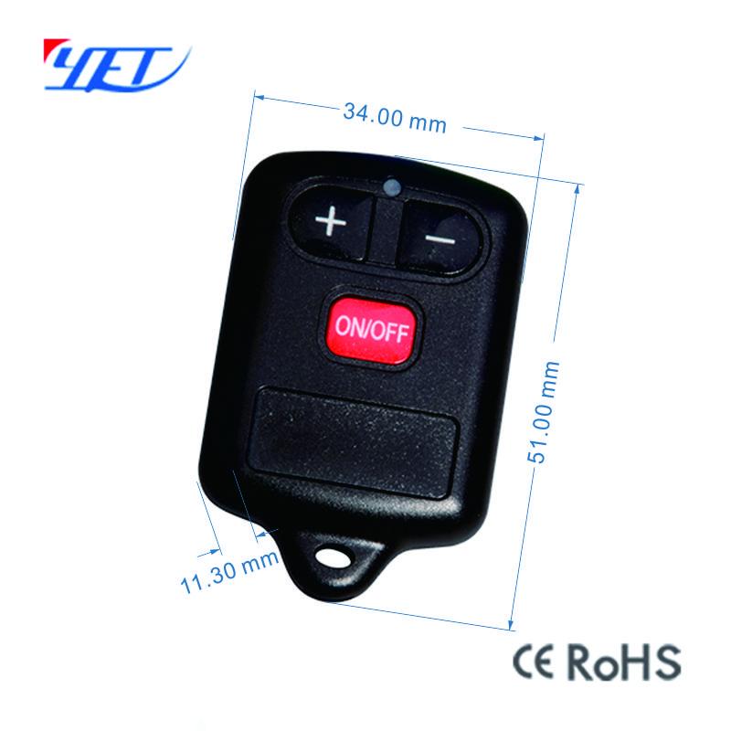 电动门无线遥控器YET145