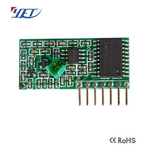 超再生无线接收模块 YET209-V2