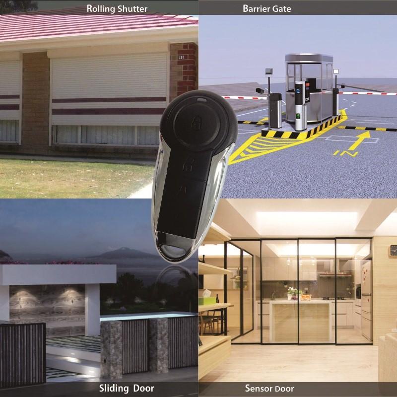 深圳无线遥控器厂家为您讲解道闸遥控器的应用优势