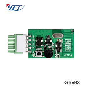 超外差无线接收模块YET234性能稳定