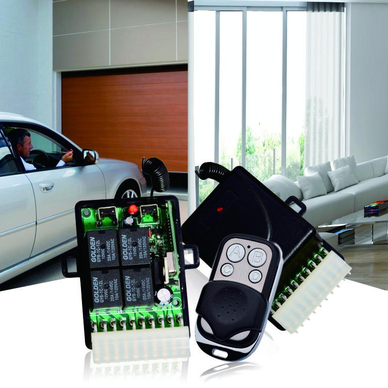无线智能接收控制器YET404PC-V4.0