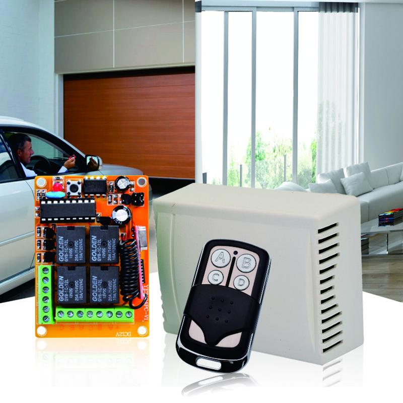 无线智能接收控制器YET404PC