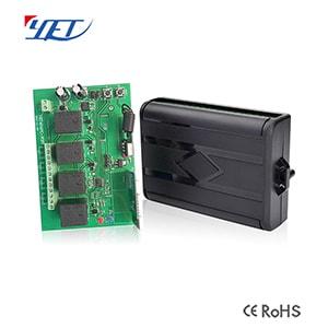 四路智能接收控制器YET404PC-WiFi