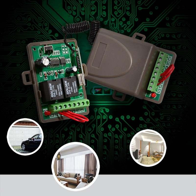 无线电控制器YET405PC-LS