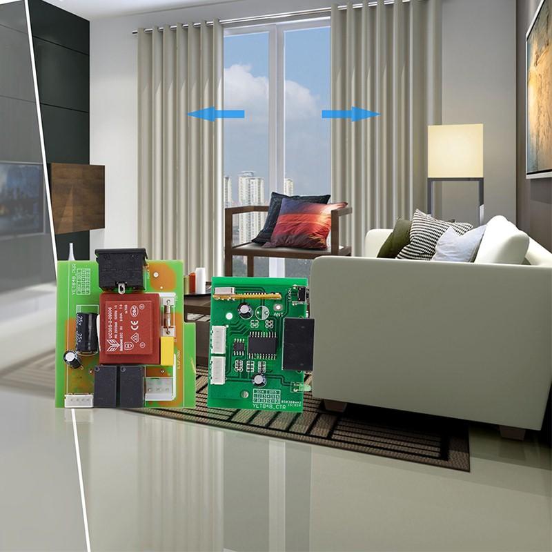 自动卷帘窗帘控制器套件