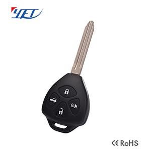 汽车钥匙片遥控器YET-YS09通用国际潮流