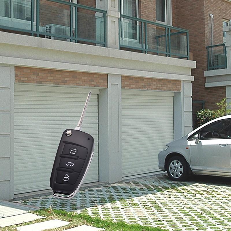 汽车遥控钥匙。