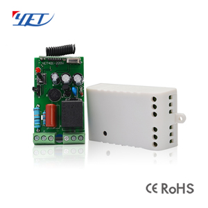 一路无线智能接收控制器YET401-220V