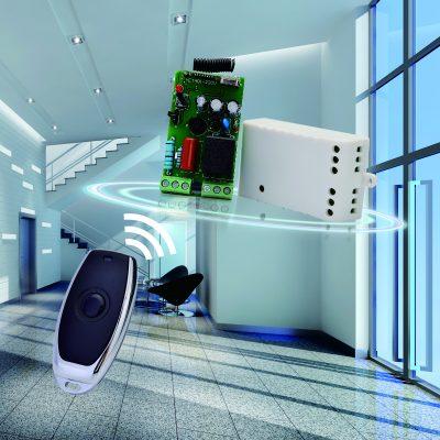 遥尔泰科技无线收发模块及其应用