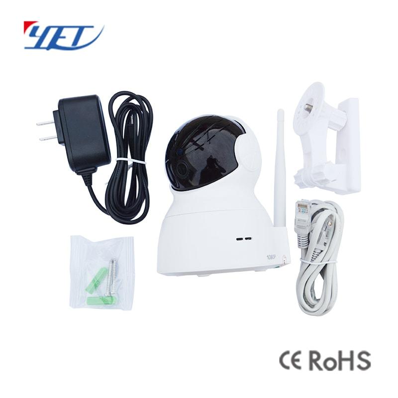 新型网络摄像机YET-WY01