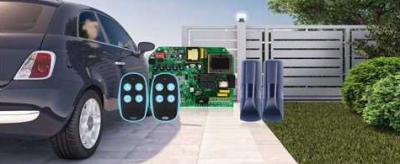 遥尔泰平移门控制器及其配套遥控器、红外对射模块
