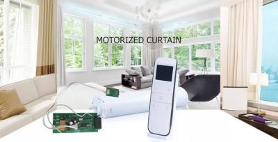 遥尔泰智能窗帘控制器及其遥控器