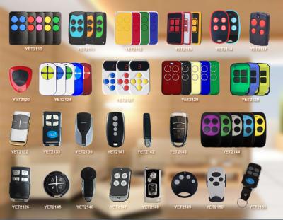 遥尔泰遥控器生产厂家新款系列遥控器