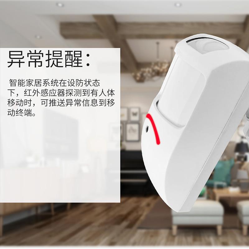 WiFi人体感应器