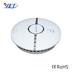 无线光电式烟雾传感器YET6202ZB