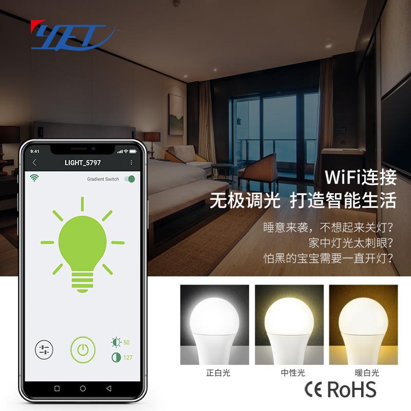 廉价LED智能灯和贵的灯区别在哪里?看完这些就懂了